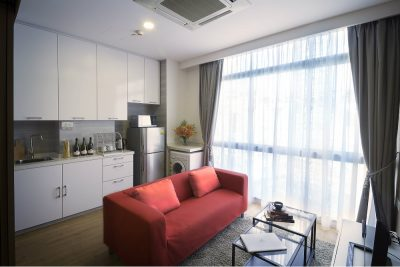 Serviced Residence In Singapore