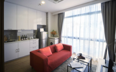 Thanksgiving Serviced residence, Singapore serviced apartments, serviced apartments, serviced apartments Singapore, Serviced residence