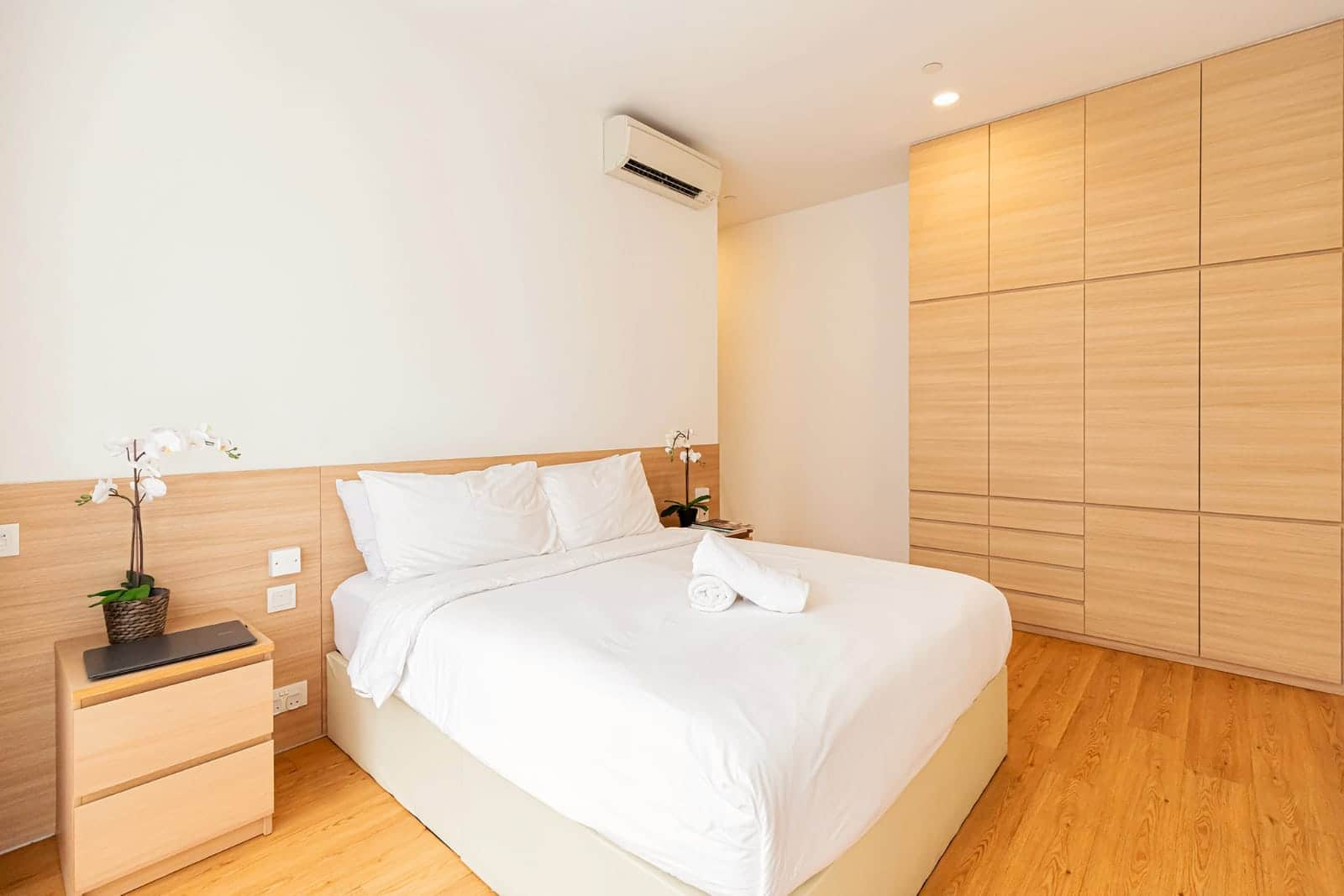 Budget service apartment in Singapore 2