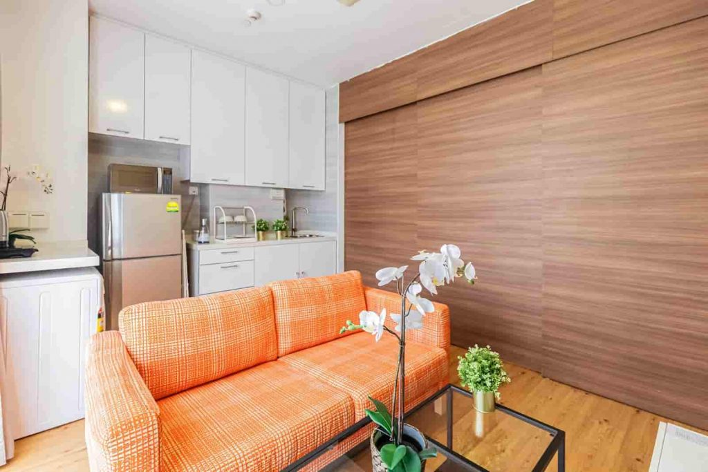 budget serviced apartment in Singapore
